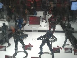 NYCC 2012 - Halo Playarts by DestinyDecade