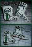Another Painted Shoes by olamo