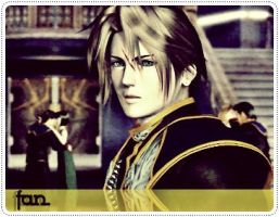 Squall Fan by miaconstantine