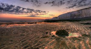 Sandcastle by wreck-photography