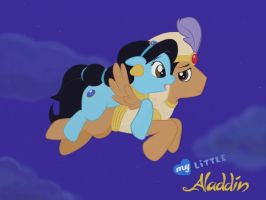 My Little Aladdin by Maiximillion3564