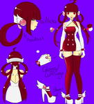 Aleta Character Sheet -UTAU- by Otakucouture