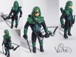Green Arrow by VictorCustomizer