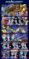 Chinese: Dash Academy 6 - The Secrets We Keep p16 by HankOfficer
