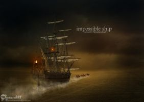 Impossible Ship by vickyunderground83