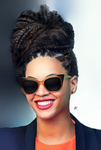 beyonce | braided queen by saeedgraphix