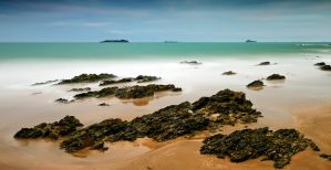 Emerald Shore by MarkLucey