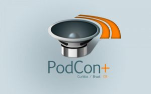 Logo 'PodCon+' by canha
