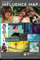Influence Map by Atlantistel