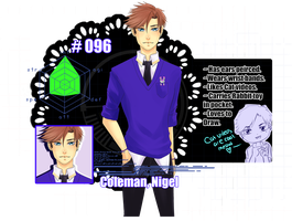 [Kingston SS] Nigel Coleman by toyotami