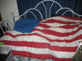 American Quilt by PsychicOtaku182