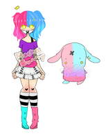 Adopt (ChubbyBaby) Closed || sb 50pts Auction by MochaBunny-Adopts