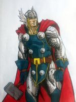 Thor by DirkPower