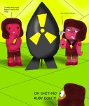 Rubies and a Nuke by kingofthedededes73