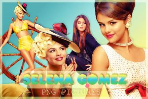 Selena Gomez PNG pack by Violet267
