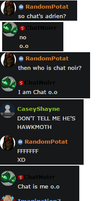 Chat is Clever by Ipku