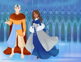 The Avatar and his Wife by Aylatha