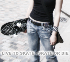 Skate or die by desirablevampire