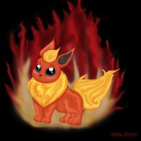 +Flareon+ by NoodleShady