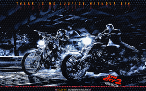 SIN CITY 2: AD2K4: BIKE RIDE by CSuk-1T