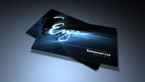 ENZO Corporate cards 3 by Payaxo