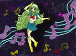 Musical Canvas by ranger-kaname