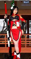 Litchi Faye Ling by DarkTifaStrife