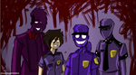 The Purple Guys by Kabamise