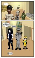 Villainy 1: Page 10 by excelcomics