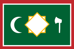 1915 - Flag of Morroco by LSCatilina