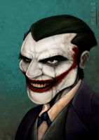 The Joker by bukulima