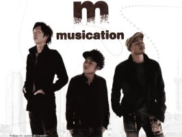 Musication by HMK - wallpaper by Cparasite