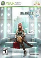 Final FantasyXIII custom case1 by burstinella