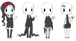 Outfit Adopts (CLOSED) by WT-Adopts