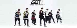 GOT7 : FACEBOOK COVER by ExoticGeneration21
