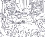 Jimmy Eat World- Outline by Jimmy-Ate-My-World