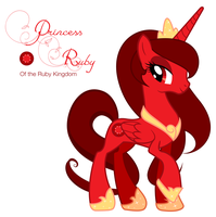 Princess Ruby by Rainseed