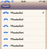 Zeppelin Moustaches Carrier Logos by ReyMugen