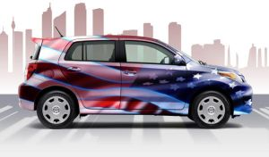 Scion XD Patriot by torchdesigns