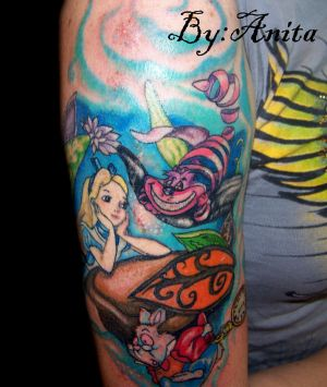 color in tattoos