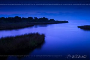 Serenity in Blue 3689 by AforAperture