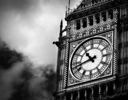 Big Ben by Damienne Bingham by GreenEyedHarpy