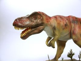 T-Rex Repainted III by Zero-Cannard