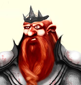 The king by Tybulus