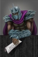 Shredder by vibrodobro