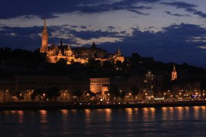 Budapest by night 5 by mswider