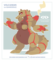 Volcaiman - Early Draft by DoNotDelete