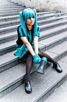 Miku Hatsune - Love is War by Sapharia