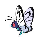 Butterfree by dburch01