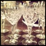 Crystal Glasses by VictoireDelacour